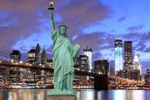 New york city explore the tourist attractions for Famous cities in new york