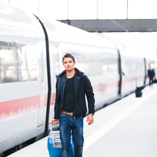 Student Train Travel in Europe